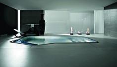 Luxury pool at home