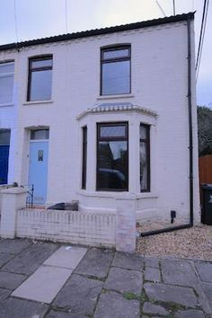 3 bed end terrace house to rent in Fairleigh Road, Pontcanna, Cardiff CF11 -              £875 pcm