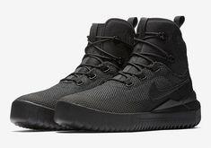 pretty nice c39af ee965 Nike Air Wild Mid Black 916819-001   SneakerNews.com  sneakerswinter Winter  Sneakers
