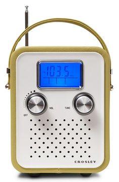 Crosley+Radio+'Songbird'+Radio+available+at+#Nordstrom