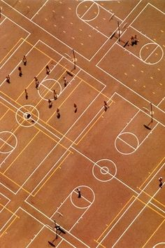 Georg Gerster, Bird's eye view, elements of pattern & rhythm. Basketball Tricks, Basketball Art, Brooklyn Basketball, Aerial Photography, Art Photography, Backlight Photography, Perspective Photography, Photography Composition, Mountain Photography