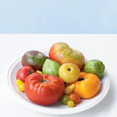 Heirloom Tomato Roundup | CookingLight.com