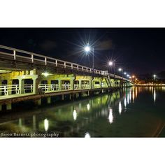 Old Mandurah Bridge by Jason Barnett Photography, check out his Facebook page!