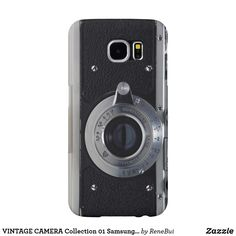 Shop VINTAGE CAMERA Collection 01 Samsung case created by ReneBui. Samsung Cases, Samsung Galaxy S6, Iphone Cases, Customized Phone Covers, Vintage Cameras, Fujifilm Instax Mini, Vintage Shops, Collection, Objects