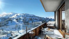The slopes feel almost close enough to touch #Luxury #Lifestyle #Interiors #InteriorDesign #HomeDesign #HomeDecor #Home #Property #RealEstate #EstateAgent #Realtor #Design #Ski #Skiing #France #Alpine #Sports #Winter #Maison #Designer #Luxe #Propriété #лыжа #Главная #роскошь #ZPP100 #Rightmove #Zoopla #Tepilo