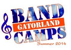 Gatorland Band Camp July 14 - 18th 2014 held at Holiday Inn Walt Disney Resort.  Gatorland Band Camp is conducted by staff from the University of Florida Gator  Music Department. We believe our combination of expertise in musical experiences (both in the area of  concert band as well as jazz band) and the Disney World social activities make  for a well-rounded camp experience for our students.