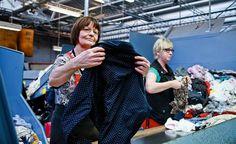 Planta de reciclaje de Wolfen: El reciclaje de la ropa que ya no queremos | EL PAÍS Semanal | EL PAÍS