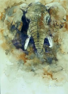 Art Of Watercolor: Random W/C Paintings