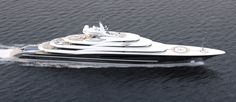 Fincantieri Yachts Products - Projects - Armonia