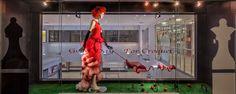 https://flic.kr/p/ERF1Bs | Alice in Wonderland Themed Window Displays | Visual Merchandising Arts