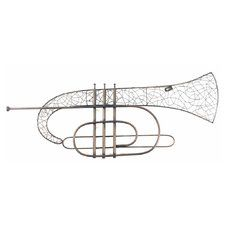 Trumpet Wall Décor