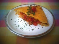 Tramezzini di polenta con le fave on http://www.unocookbook.com