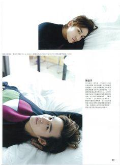 These Dramatic Days - An Asian Drama and Music Blog: Magazine Scans: Bromance 愛上哥們 SPOP 華流 December Magazine Photos