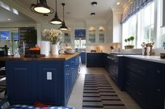Stunning cabinetry d