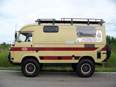 Which Survival Vehicles Should You Own? 4x4 Camper Van, 4x4 Van, Truck Camper, Expedition Trailer, Expedition Vehicle, Small Motorhomes, Trailers, Off Road Camping, Old Campers