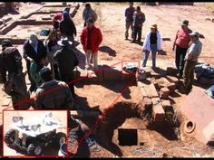 Archaeologists have Discovered an Underground Pyramid at Tiahuanaco in B...