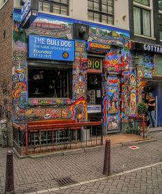 The Bulldog Amsterdam by www.hamperium.com, via Flickr