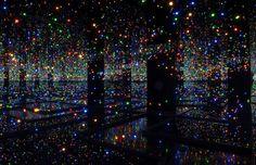Yayoi Kasuma, Infinity Mirror