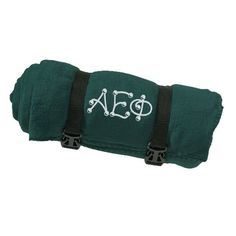 Alpha Epsilon Phi Fleece Blanket - Port and Company - EMB Sorority Outfits, Sorority Gifts, Alpha Apparel, Alpha Shirt, Greek Symbol, Gifts For Your Sister, Alpha Kappa Alpha Sorority, Custom Greek Apparel, Greek Clothing