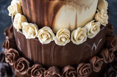 Looking for a cake to please every palate? Try triple chocolate. We've got supplies, recipes, resources & a tutorial from Man About Cake YouTube star Joshua John Russell.