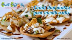 #Chaatchatore is one of the leading #fast #food #brand offering exceptional #business #prospects. For details reach us at 97178-99688 or mail @ info@franchisezing.com