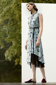 Yigal Azrouël   London Fashion Week S/S 18