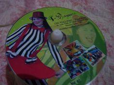 cd da boneca sapeca 12 musicas infantis  para a criança brincar e dançar.