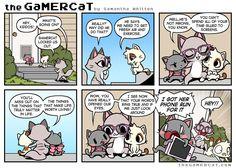 GamerCat | Desperate Times