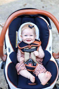 Rachel Zoe Maxi Cosi Stroller Car Seat
