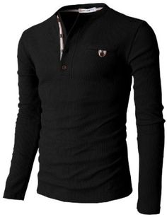 23a61d9bab61 H2H Mens Casual Slim Fit Henley Shirts With Bound Pocket of Waffle Cotton  at Amazon Men s Clothing store