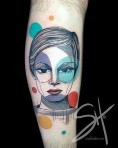 follow the colours tattoo friday Steph Hanlon 01 #tattoofriday   Steph Hanlon