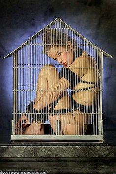 Bird cage bondage