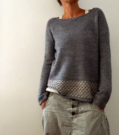 Llevant sweater knit
