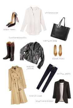Parisian Everyday Outfit