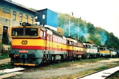 753 181 - depo Ml. Bahn, Locomotive, Videos, Photos, Railings, Europe, Pictures, Locs