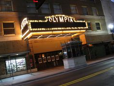 Olympia Theater at the Gusman Center for the Performing Arts (Miami, Florida)