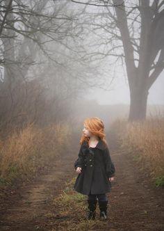 Posh Poses | Toddler Pics | Fall Inspiration | Pea Coats and Rain Boots