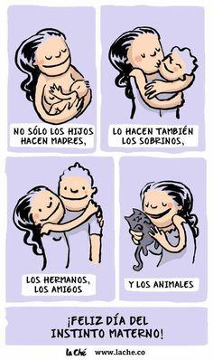 Dia del Instinto Materno