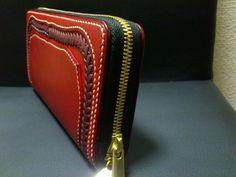 久しぶり!とウォレット完成と次回作|bravery leatherの革ブログ 奮闘記