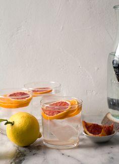 Water using the Filter Binchotan Charcoal / Cozy Kitchen