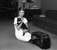 Q's Daydream: Jean Seberg, August 1958