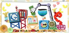 Happy Mother's Day! Mother's Day 2013 Interactive Google Doodle. Click the pic to get started