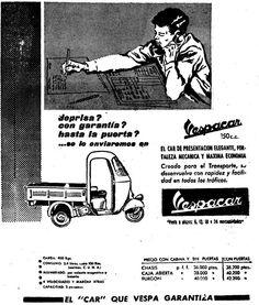 Vespacar Moto Vespa Espana