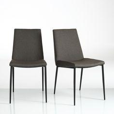 Chaise vintage (lot de 2), virgilia La Redoute Interieurs | La Redoute