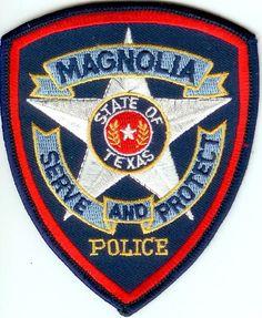 Magnolia PD TX