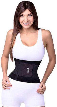 e825129a2 Women s Hourglass Waist Trainer Belt by Sbelt at Amazon Women s Clothing  store