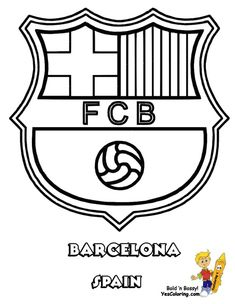 Printable barcelona soccer coloring pages for kids. Free online soccer coloring game barcelona soccer coloring pages for kids Curious George Coloring Pages, Free Kids Coloring Pages, Online Coloring Pages, Coloring Pages To Print, Free Printable Coloring Pages, Coloring Book Pages, Coloring Pages For Kids, Free Coloring, Sports Day Colouring