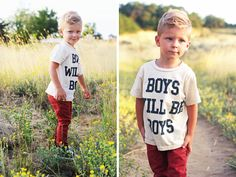 Fashion Friday {Boys will be Boys} | Sweet Little Peanut