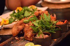 Crispy Sumatran Duck @ Sarong Restaurant - Seminyak, Bali  Living in Sin