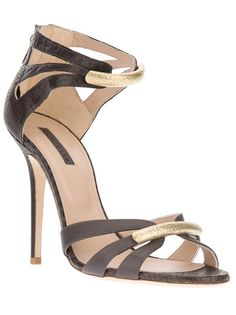 6d2fa20d7e1a ELIE SAAB - strappy sandal 5 Strappy Sandals Heels